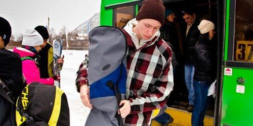 сонник выйти из автобуса