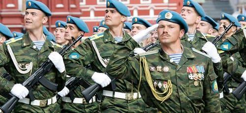 военные во сне