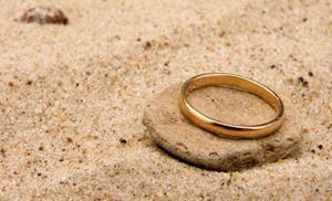 Потеря обручального кольца