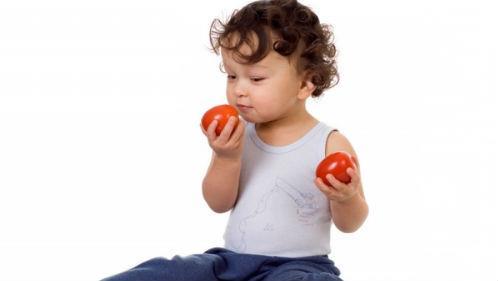 кушать помидоры