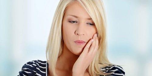 потерять коренной зуб