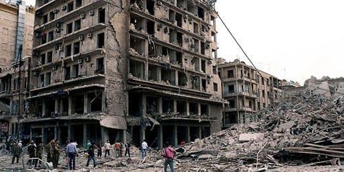 сонник разрушенное здание