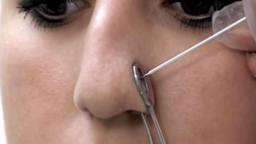 проколоть нос