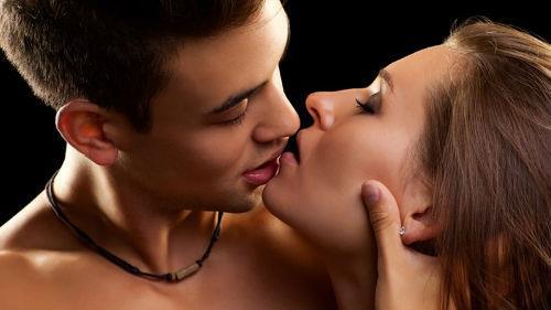 поцелуй в губы во сне
