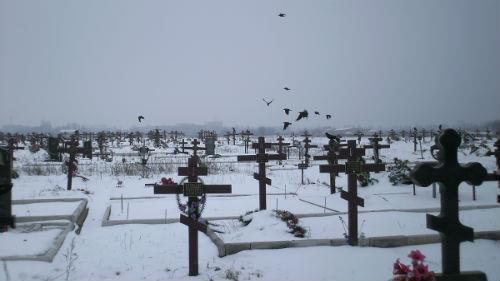 искать могилу на кладбище