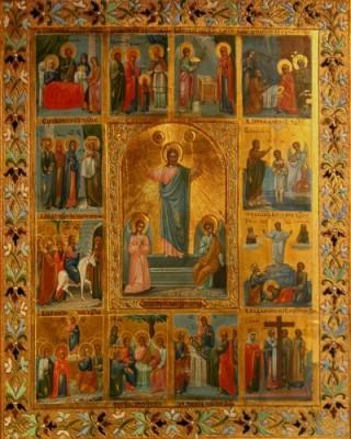 К чему снятся иконы и крестики фото
