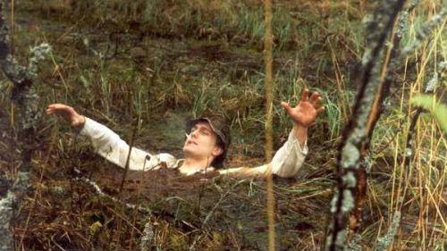 тонуть в болоте во сне