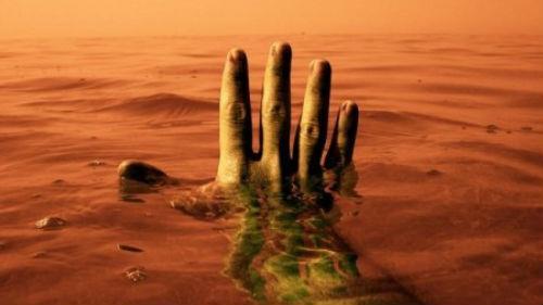 к чему снится тонуть в болоте