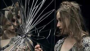 Разбить зеркало во сне