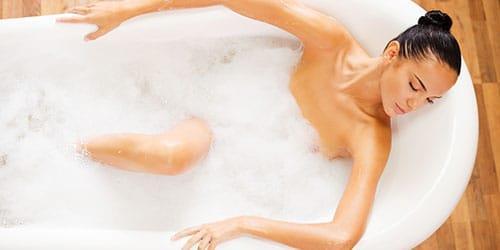 к чему снится ванна с пеной