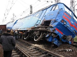 Крушение поезда во сне - крах финансового благополучия наяву