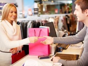 Покупка новой юбки - хороший знак