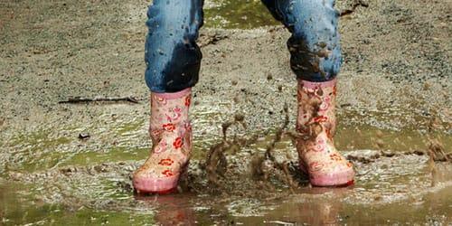 грязные сапоги