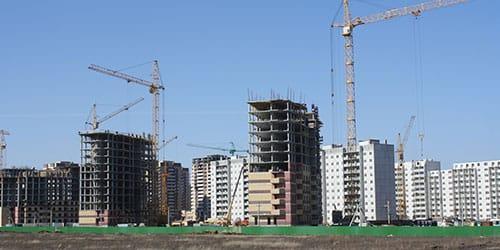 сонник строительство города