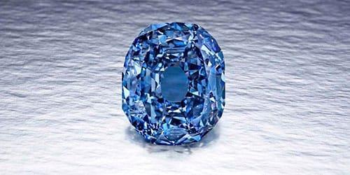 к чему снится голубой алмаз