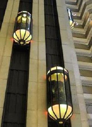 Подниматься на лифте