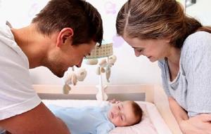 Развод после рождения ребёнка