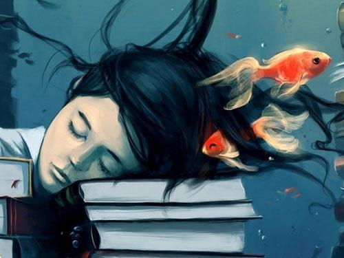 Рыба сниться девушке