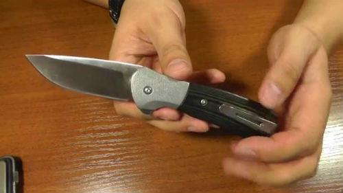 к чему снится нож в руках