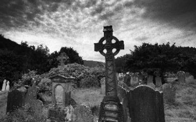 Фото Заблудиться на кладбище во сне