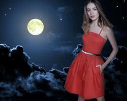 Снится платье во сне (фото)