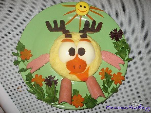 Блюда из говядины для детей рецепты
