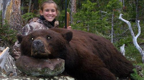 к чему снится охота на медведя девушке