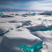 Ледяные глыбы
