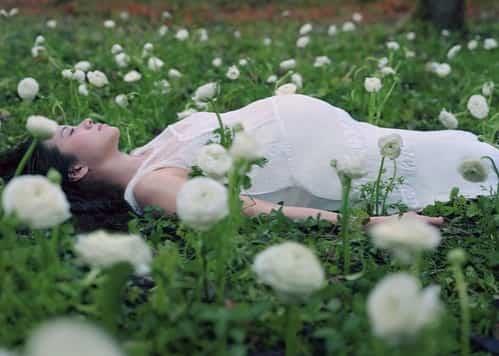 К чему снится знакомая мертвая женщина фото