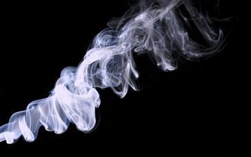 Дым спиралью