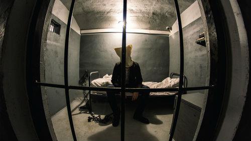 посадили в тюрьму во сне