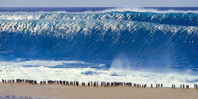 большая волна приснилась