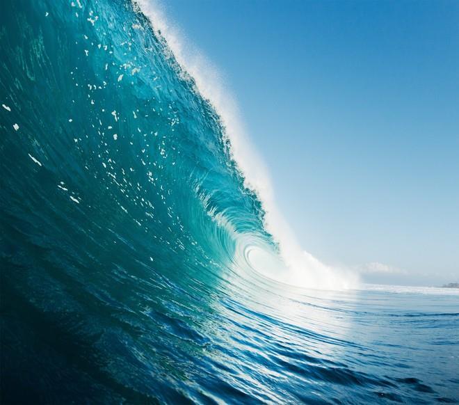 огромная волна снится