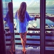 К чему снится стоять на балконе?