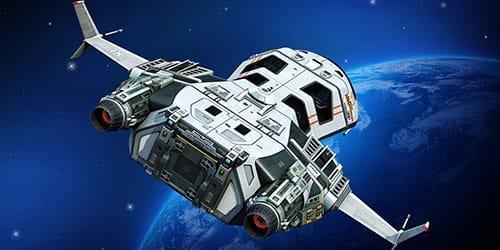 космический корабль во сне
