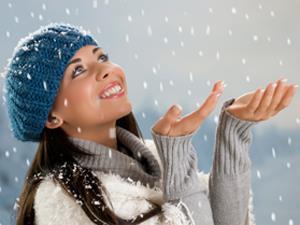 Ловить снежинки во сне - к долгожданной прибыли