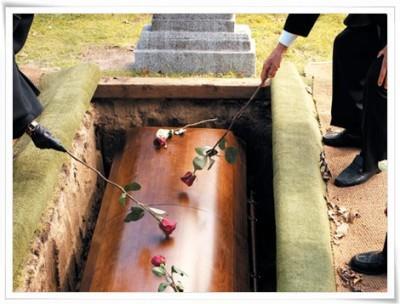 К чему снятся массовые похороны фото