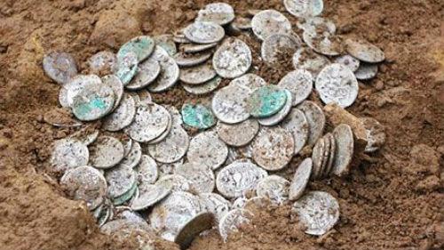 старинные монеты найти