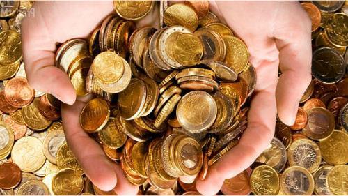 к чему снится много монет