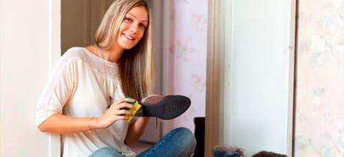 мыть обувь во сне