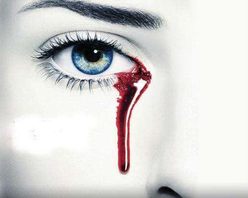сонник кровь из глаза
