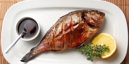 видеть во сне приготовленную рыбу
