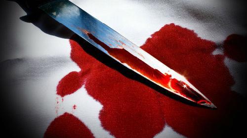 кровь чужого человека