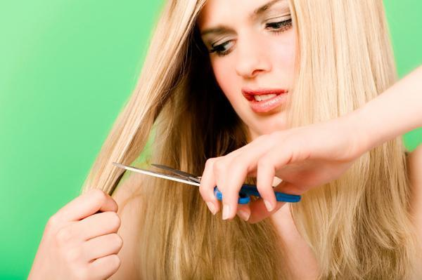 к чему снится стриженные волосы