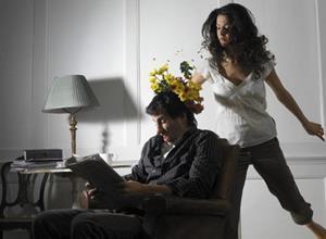 Проблемы в доме из-за женщины