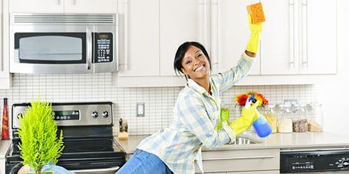 наводить чистоту