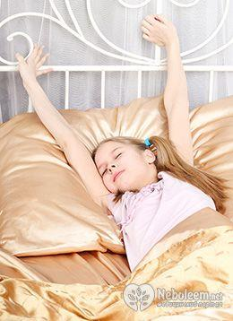 Значение гимнастики для детей после сна