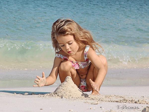 к чему снится песок