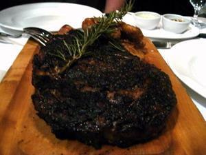 Горелое мясо