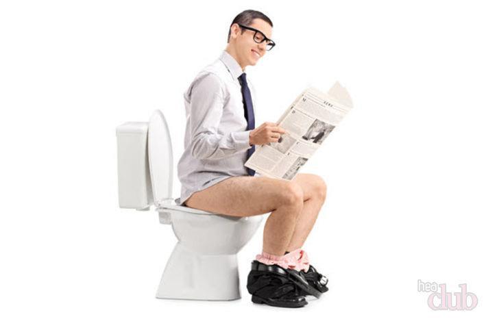 Фото К чему снится кровь в туалете
